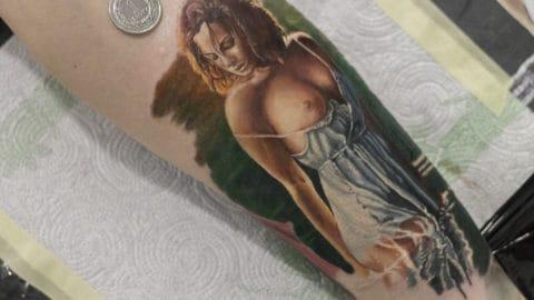 rusalka tattoo
