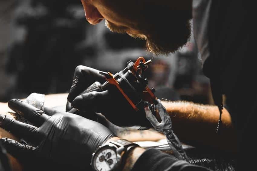 Tatuowanie rękawa