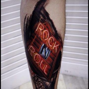 tatuaz rock