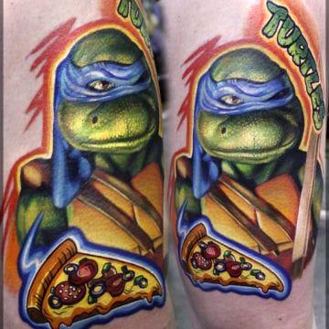 tatuaż mija