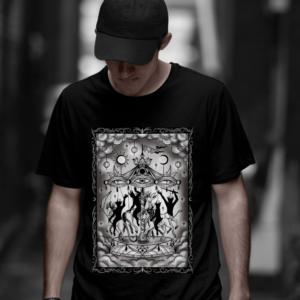 apocalypto 7sins tshirt