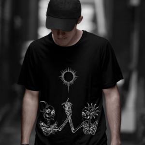 moondeath 7sins tshirt