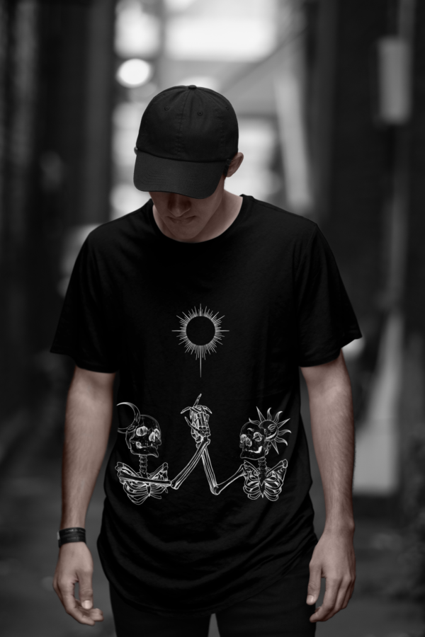moondeath 7sins tshirt