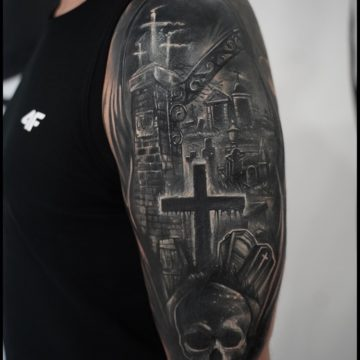 cover-up tatuaż