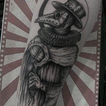 kruk tatuaz