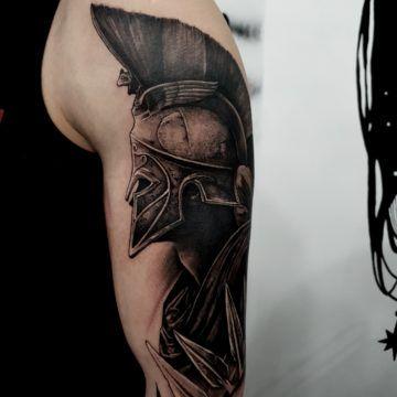 tatuaz gladiator